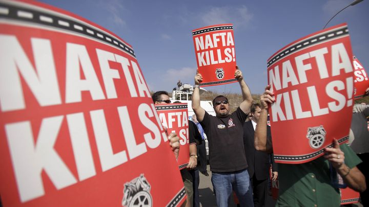 Trump administration triggers launch of Nafta renegotiations