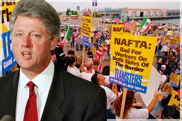 Trump administration triggers launch of Nafta renegotiations