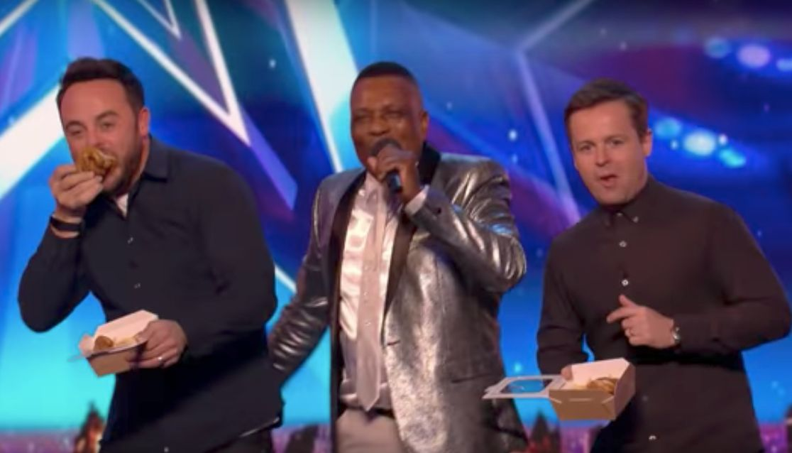 BGT Preview: Audley Buckle Proves It's The Simple Things That Are