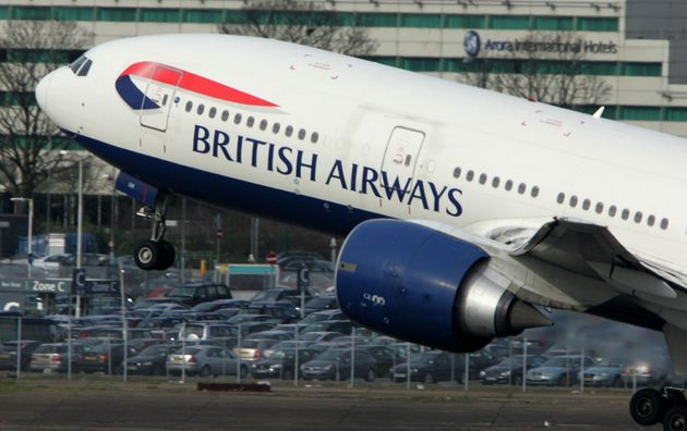 British Airways has cancelled all flights from London's Heathrow and Gatwick airports