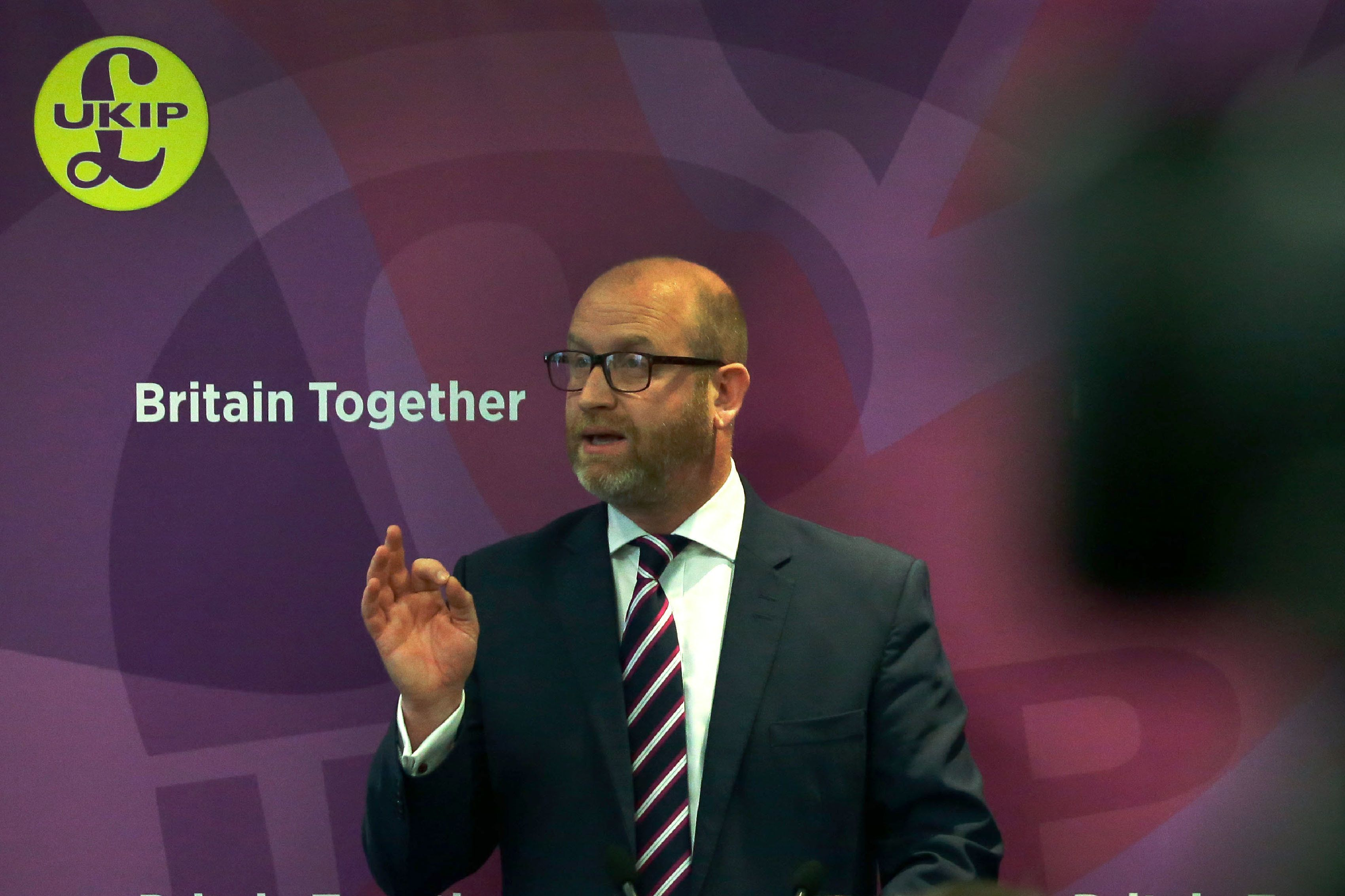 Ukip leader Paul Nuttall has warned that terrorist attacks like the Manchester bombing couldbecome...
