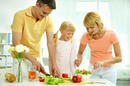 <p><strong>A home-cooked dinner is more than just a meal</strong></p>