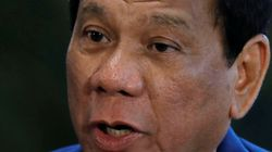 Philippines President Duterte Says His Soldiers Can Rape During Martial
