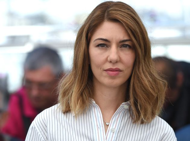 Sofia Coppola at the Cannes Film