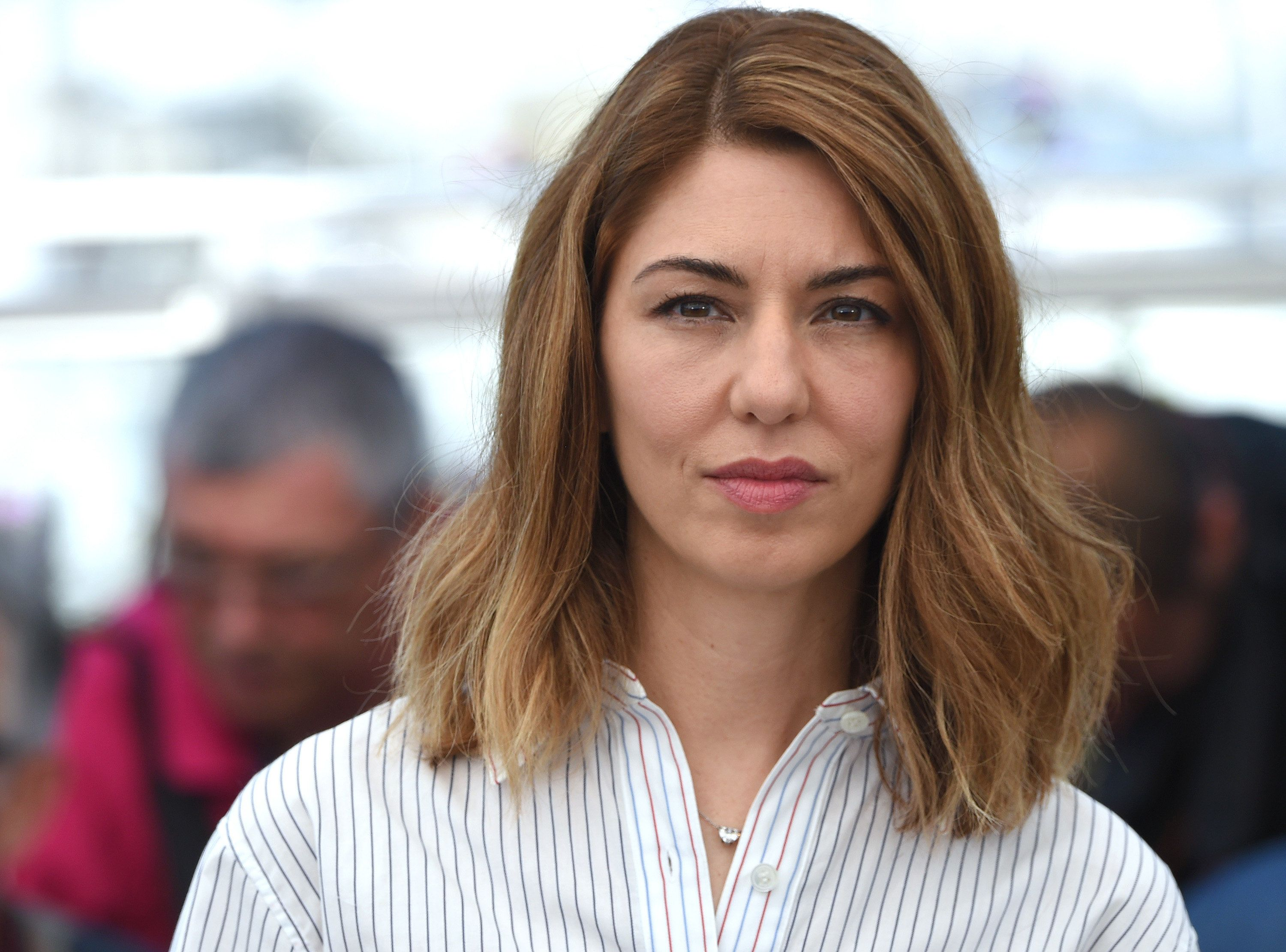 Sofia Coppola at the Cannes Film Festival.