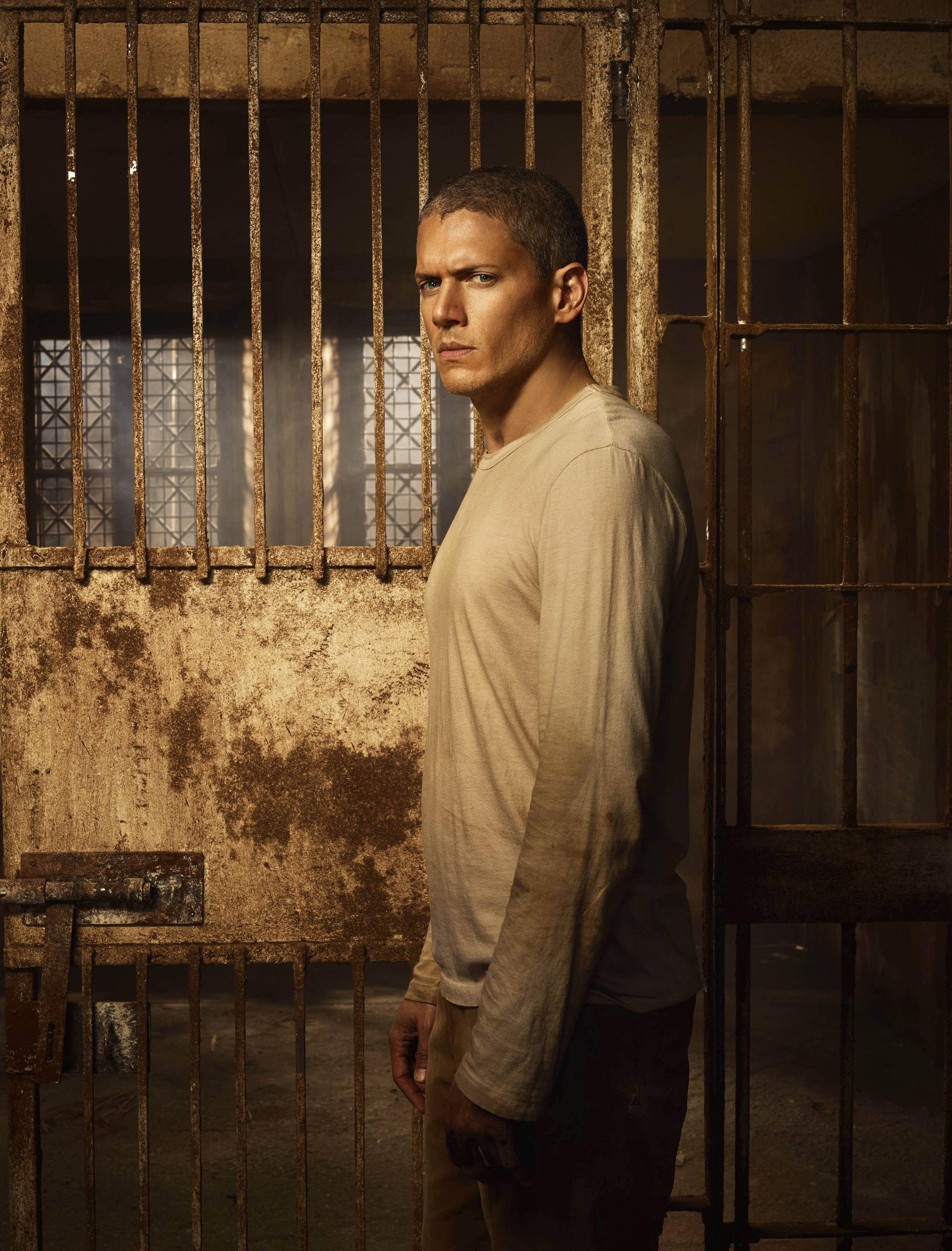 """Wentworth Miller in """"Prison Break"""""""