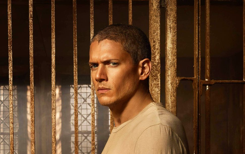 "Wentworth Miller in ""Prison Break"""