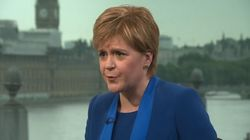 Nicola Sturgeon Open To 'Progressive Alliance' With Labour Under Hung