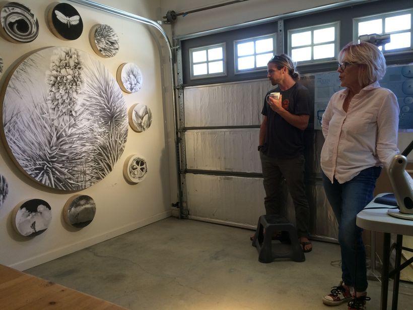 Catherine Ruane discusses her work