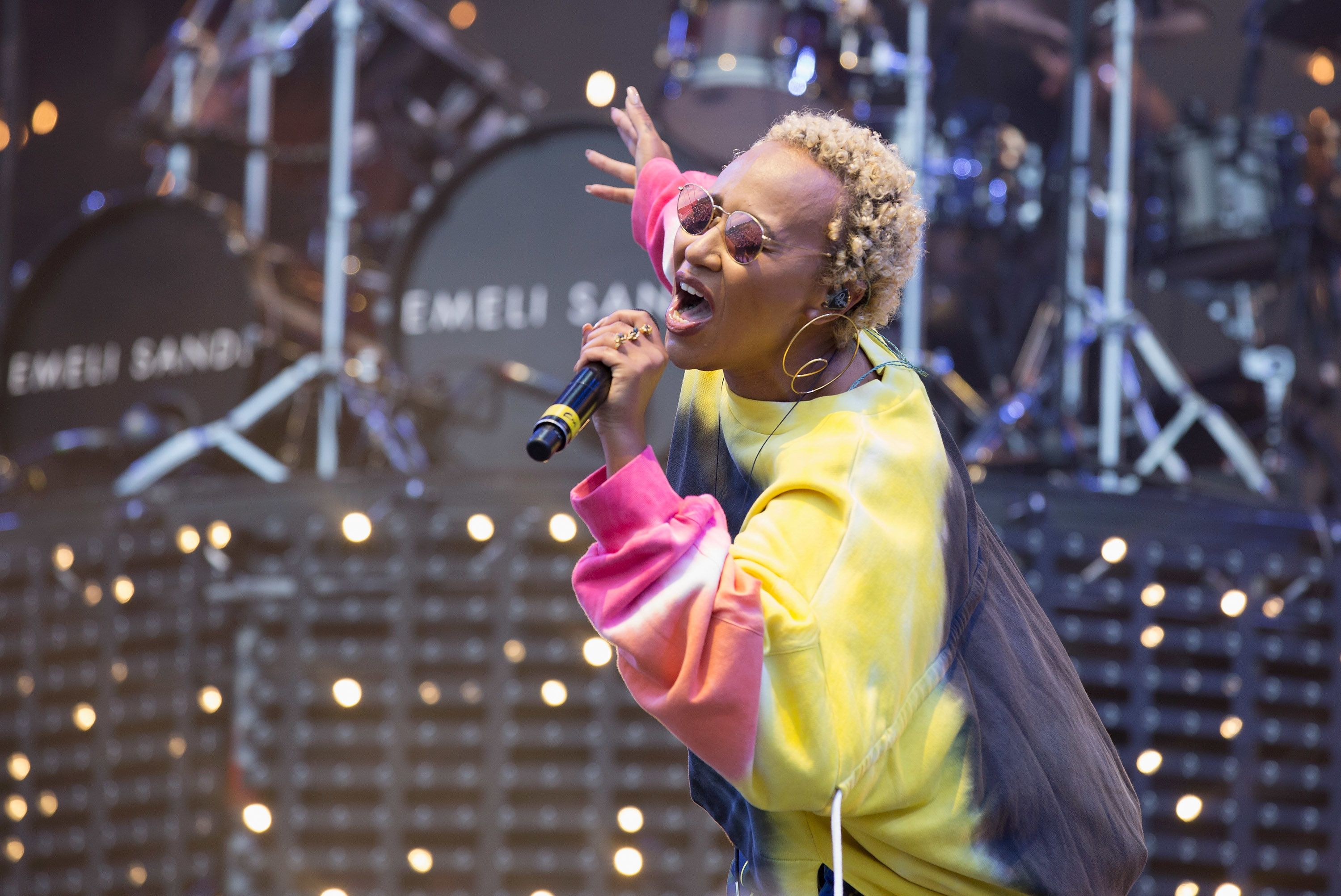 Emeli Sande 'Wrote A Song Inspired By Emotions' She Felt After Manchester