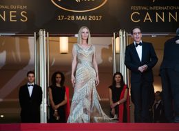 Cannes 2017: Uma Thurman's Nearly-Naked Dress Stole The Show On Closing Night