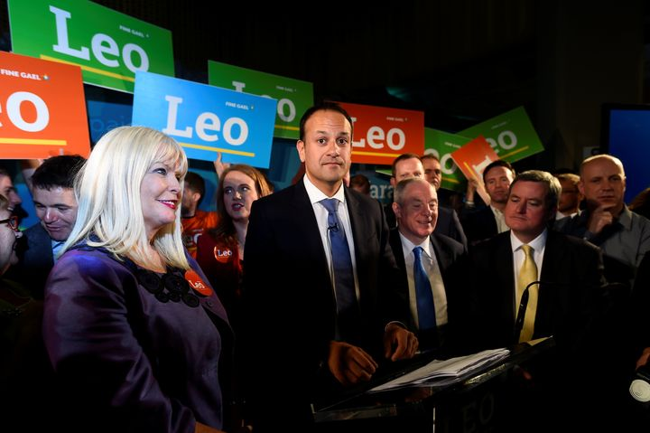 """In an era of anti-politics he is one of the closest things to an anti-politician we have serving in politics,"" Varadkar"