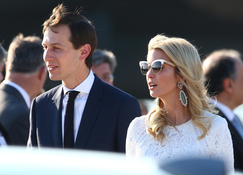 GOP Senator Wants Investigation Of Kushner Family China