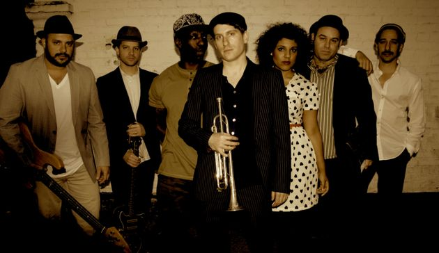 The seven-piece band formed during the Coalition and have penned tracks aboutausterity and Conservative