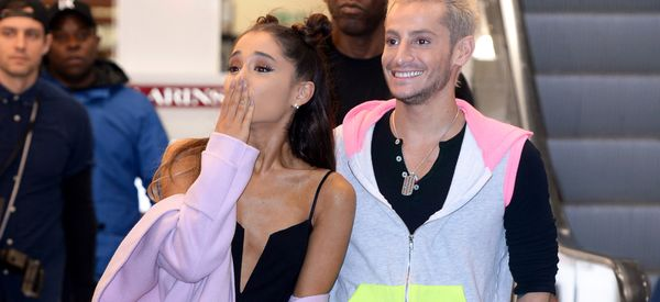 Ariana Grande's Brother Frankie Breaks Silence Following Manchester Attack