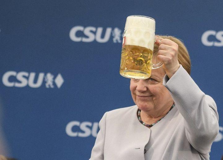 Cheers, Europe.