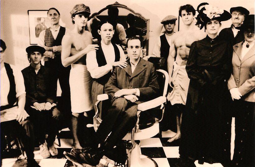 "Noam Gonick ""1919,"" 1997, 35 mm film transferred to digital"