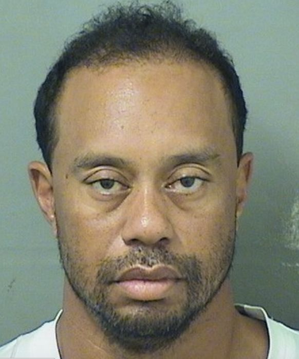 Tiger Woods Arrested In Florida On DUI