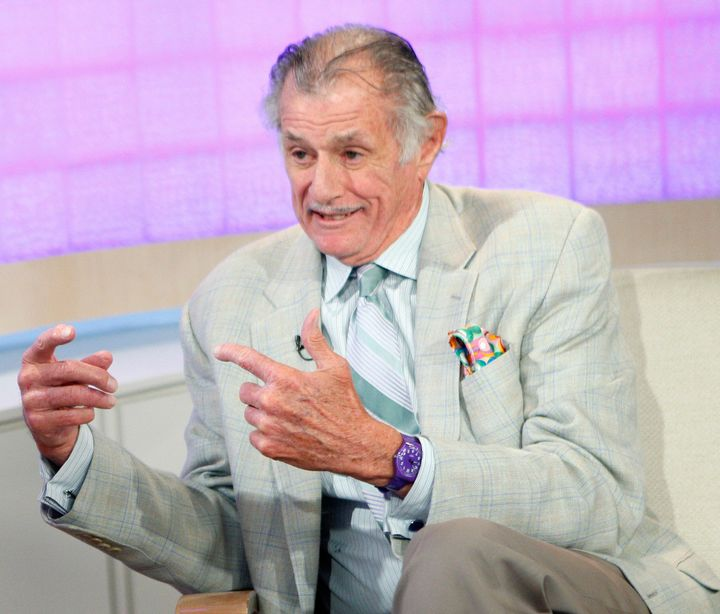 Award-winning sports writer Frank Deford dies at 78