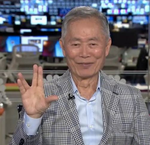 George Takei Tells Haters Of New Star Trek Cast That The Show Has Always Been