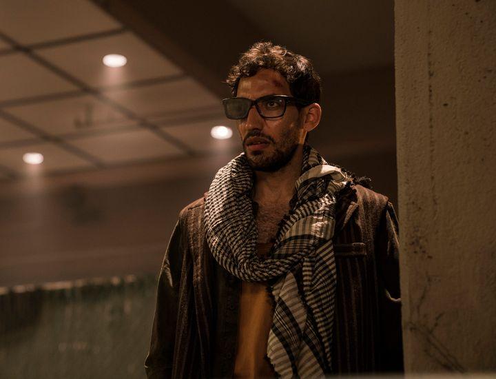 Amin El Gamal as Cyclops in