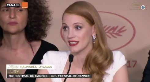 Jessica Chastain Calls Out Cannes Films For Dismal Portrayal Of Women