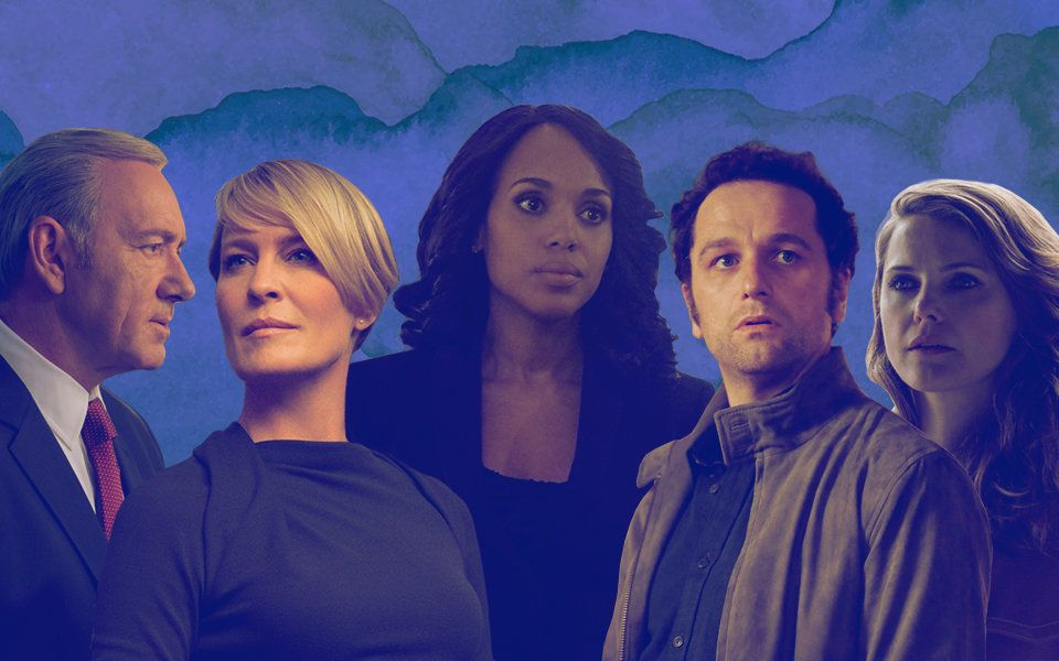 From 'Scandal' To 'House Of Cards,' Political Dramas Are
