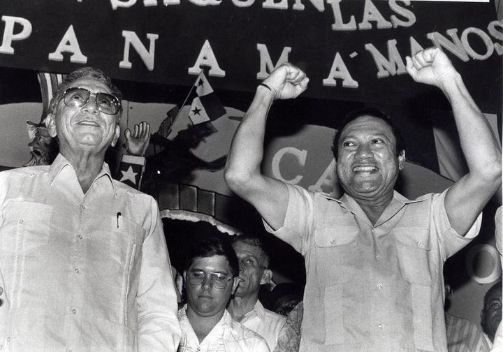 Manuel Noriega, ousted Panamanian dictator, dies at 83