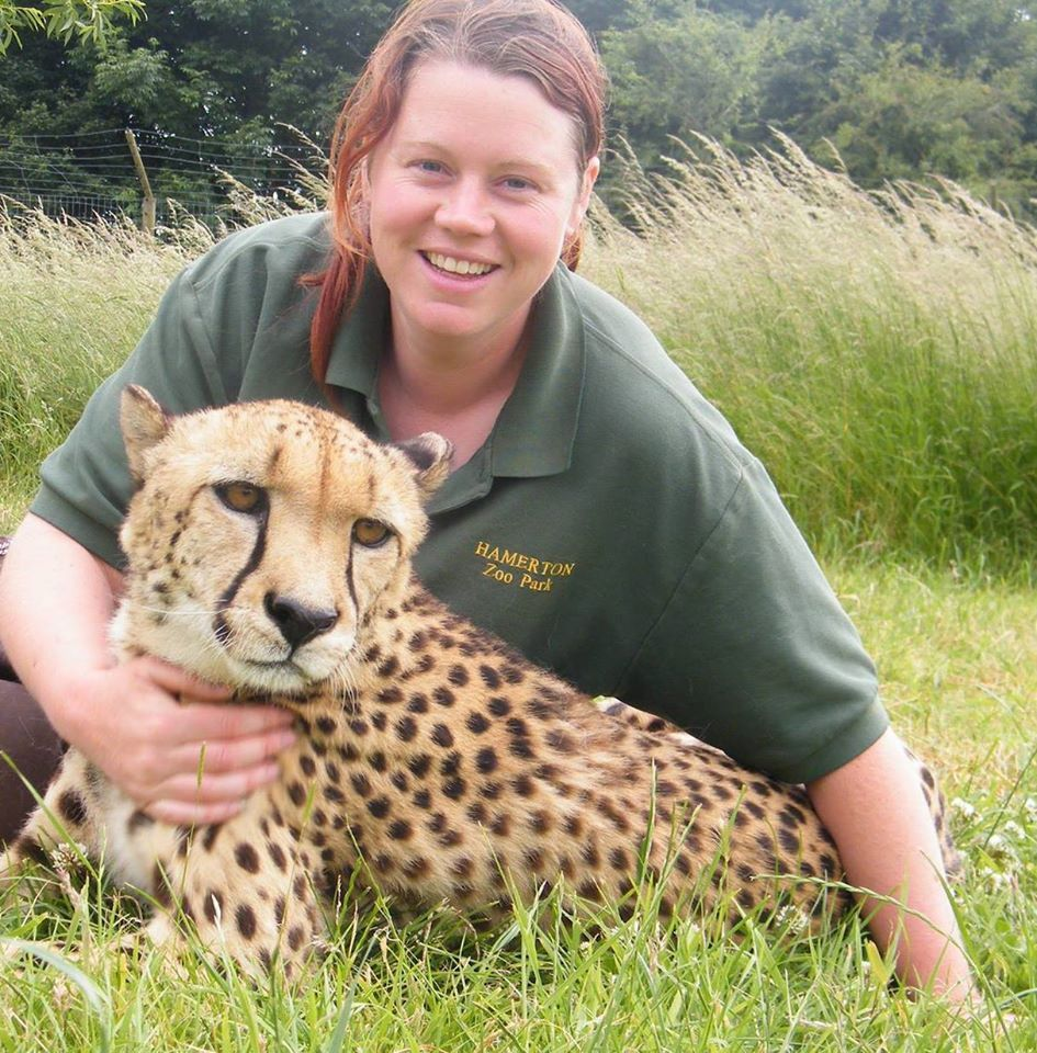 First Pictures Emerge Of Hamerton Zookeeper Rosa King Killed In 'Freak