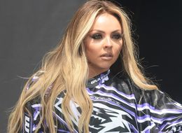 Little Mix's Jesy Nelson Debuts Blonde Locks, And Nails It