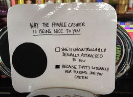Bar's On Point Sign Will Make You Think Twice Before Harassing Female Bartenders