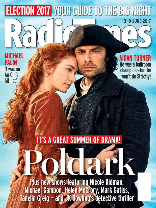 'Poldark' Star Aidan Turner Reveals Why He 'Can't Stand Strictly Come Dancing' And Would NEVER Take