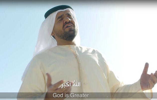 Emirati pop starHussain al-Jassmi also