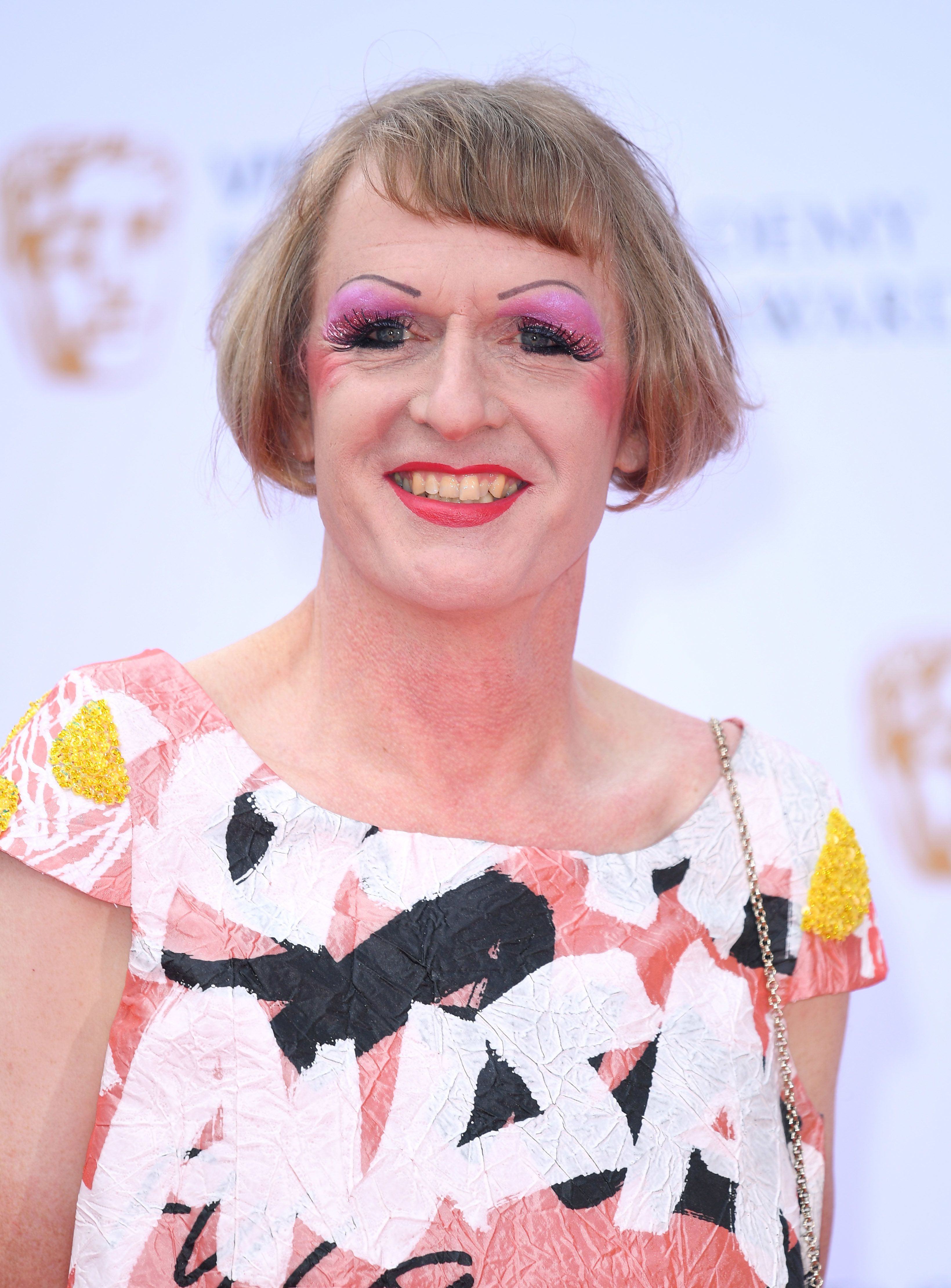 Grayson Perry Reveals 'Strictly Come Dancing'
