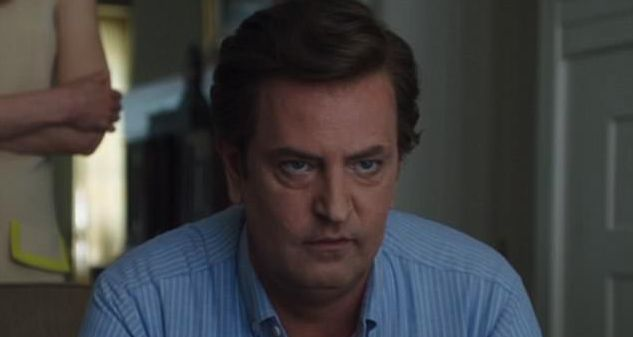 'The Kennedys' Viewers Distracted By Matthew Perry's Transformation Into Ted