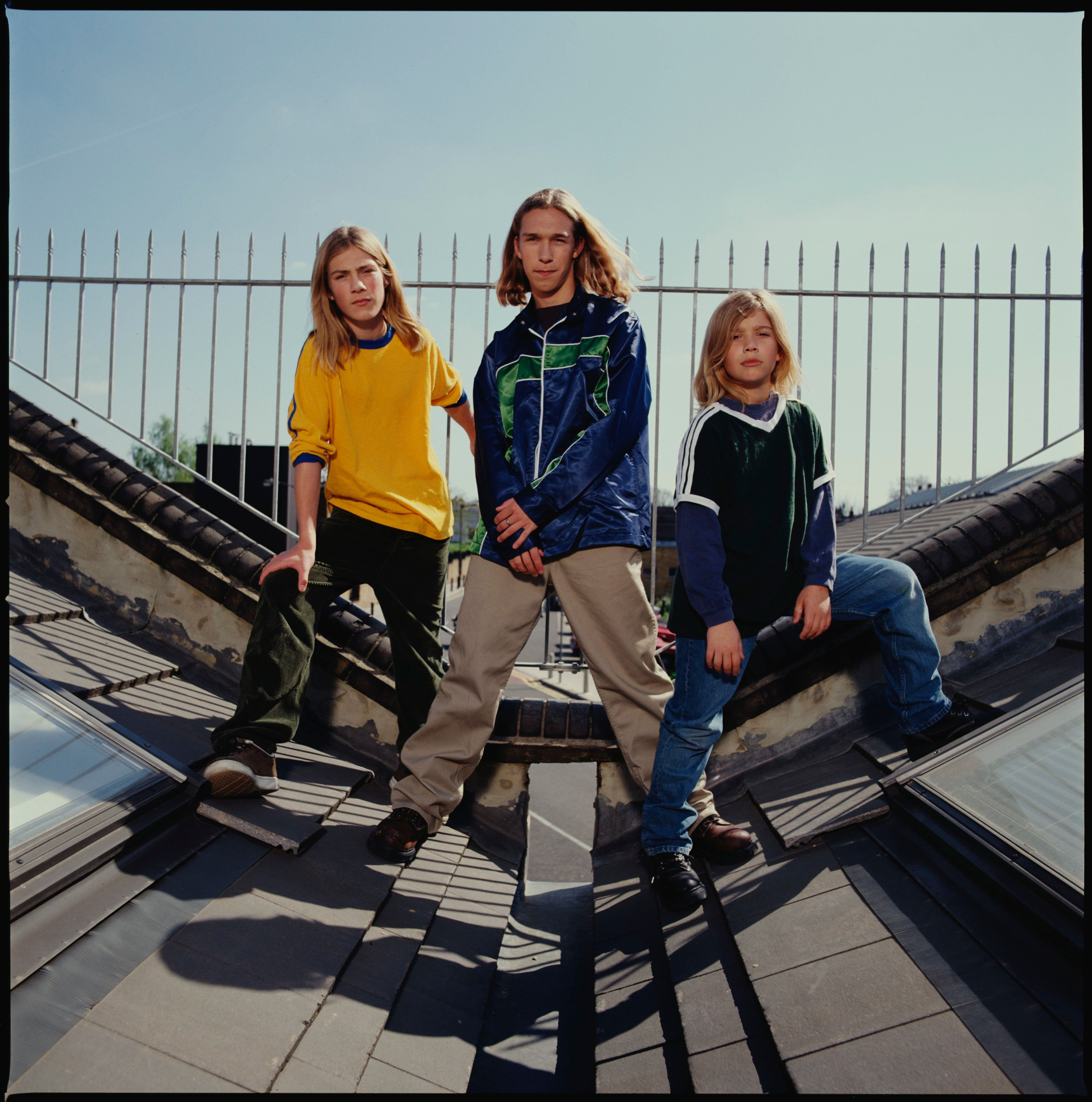 You're Old, And Hanson's Kids Are Starring In Their Music Videos