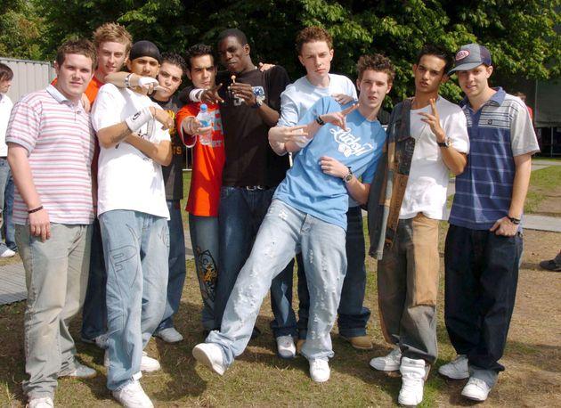 Blazin Squad Where Are They Now Love Island Grammy