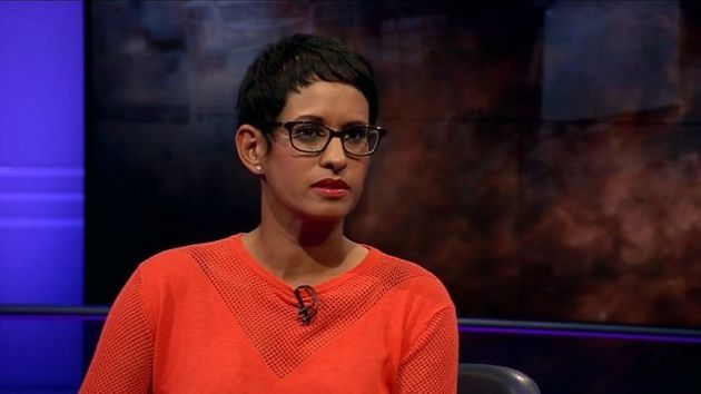 Naga Munchetty has wisely avoided wearing a