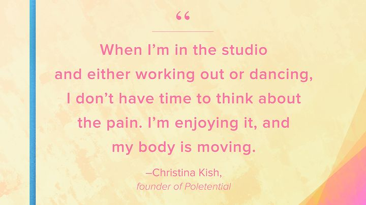 How Pole Dancing Is Helping These Women Heal Their Chronic Pain Huffpost Life