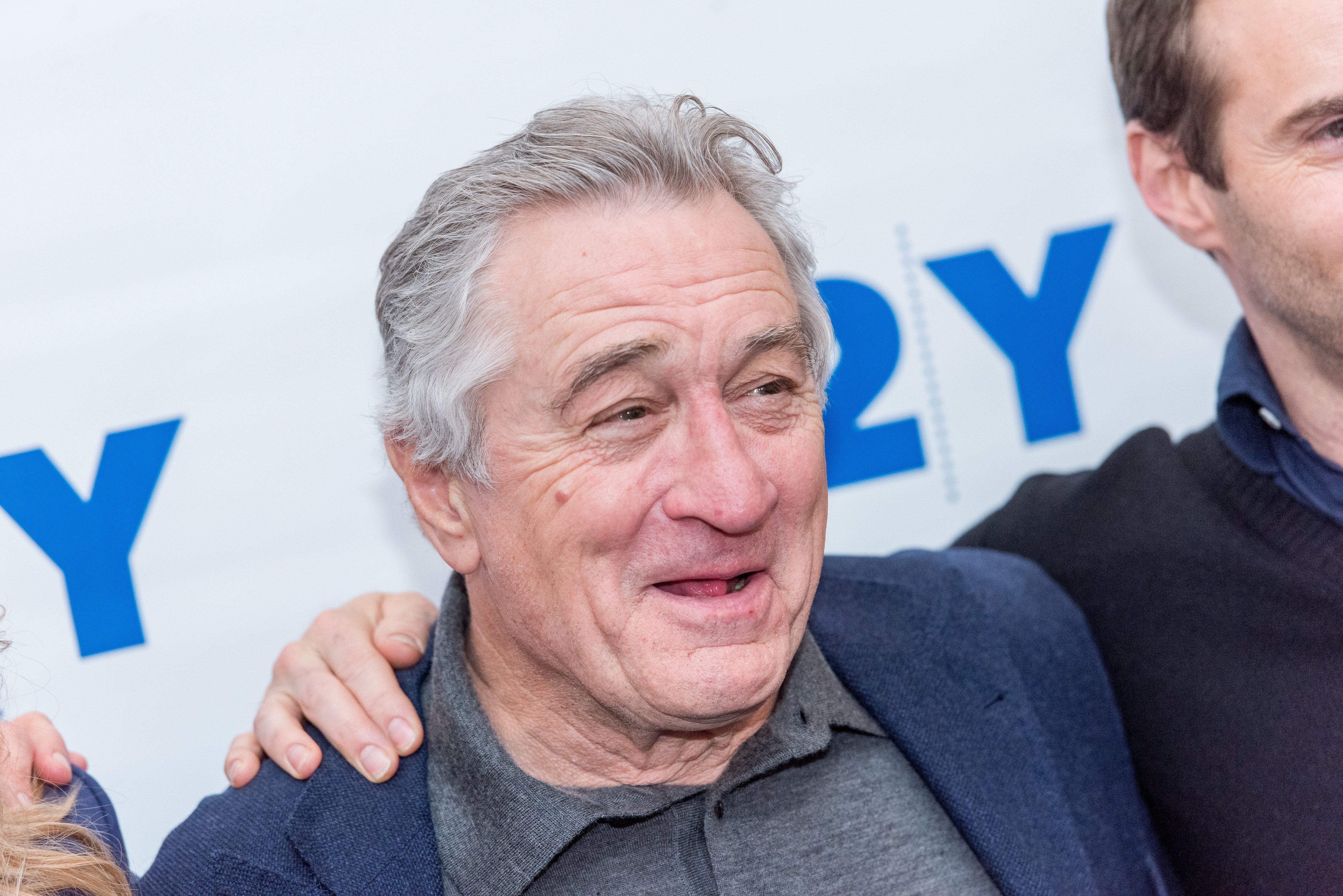 Robert De Niro Calls America 'A Tragic Dumbass Comedy' During Brown University