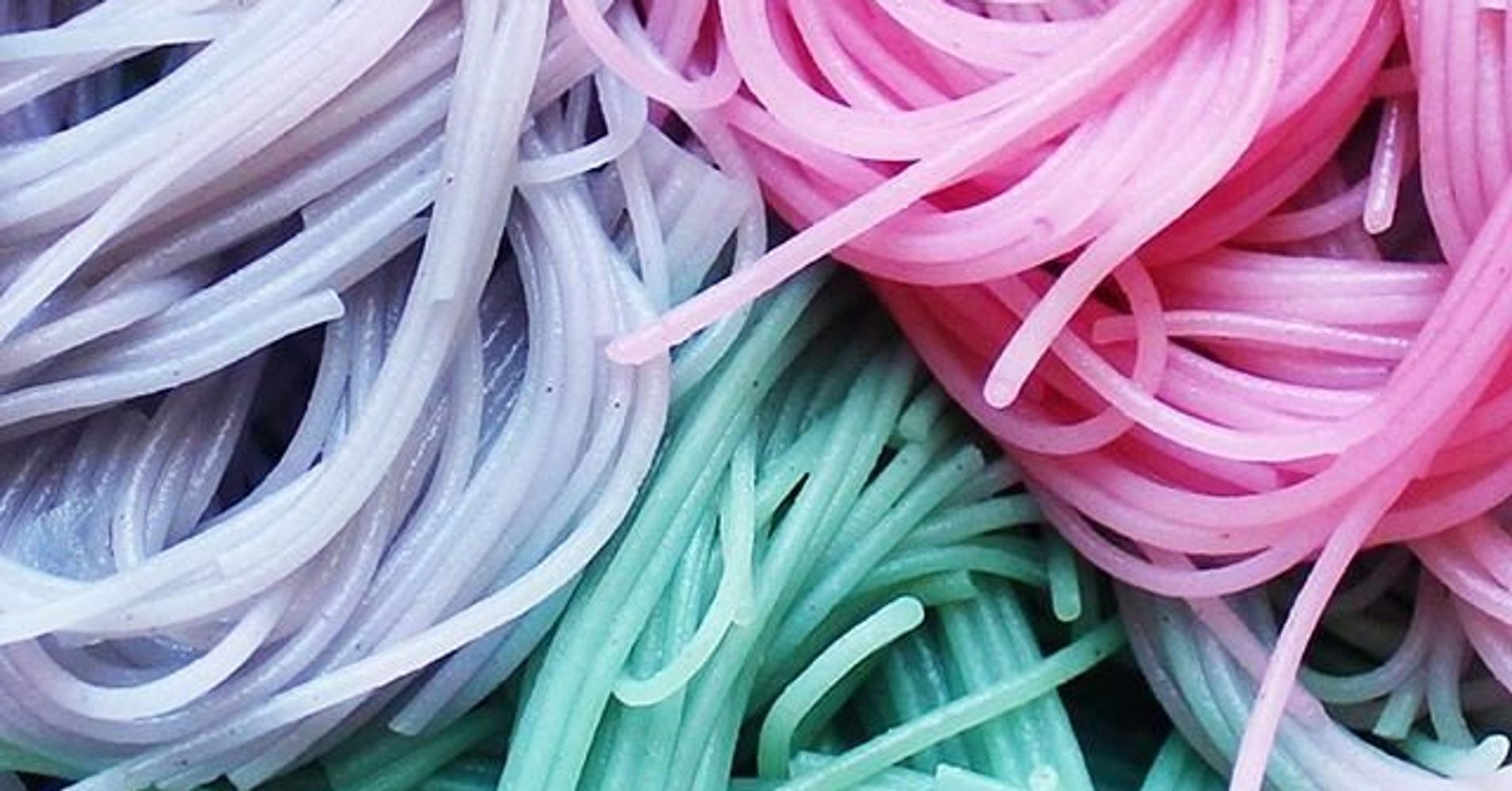 unicorn noodles are an all natural food trend you might actually