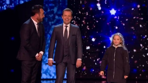 Child magician Issy Simpson's trick promoted the