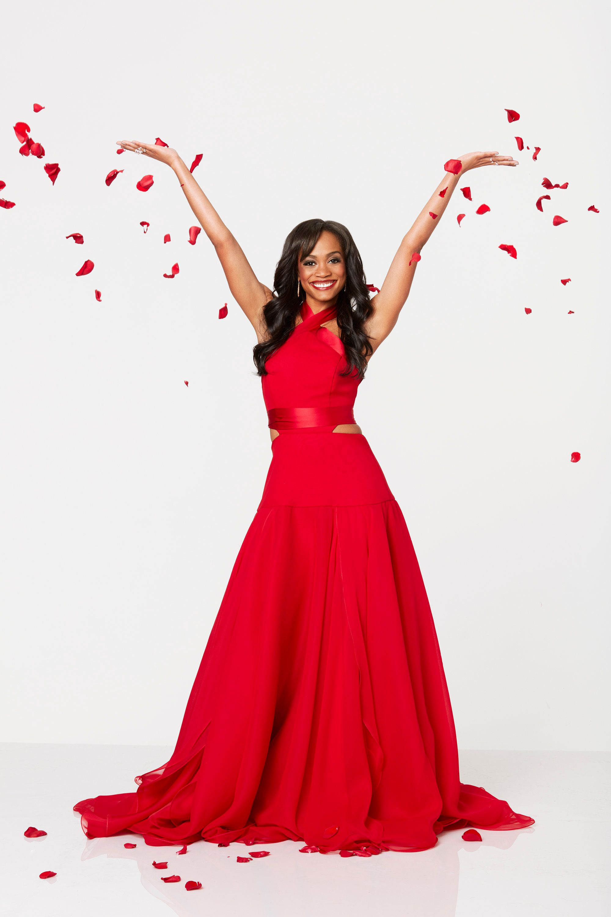 THE BACHELORETTE - Rachel Lindsay, a fan favorite on the 21st season of ABCs hit romance reality series The Bachelor, starring Nick Viall, was named as the next woman to hand out the roses and attempt to find her own happy ending when The Bachelorette premieres for its 13th season, MONDAY, MAY 22 (9:00-11:00 p.m. EST), on The ABC Television Network. (Craig Sjodin/ABC via Getty Images) RACHEL LINDSEY