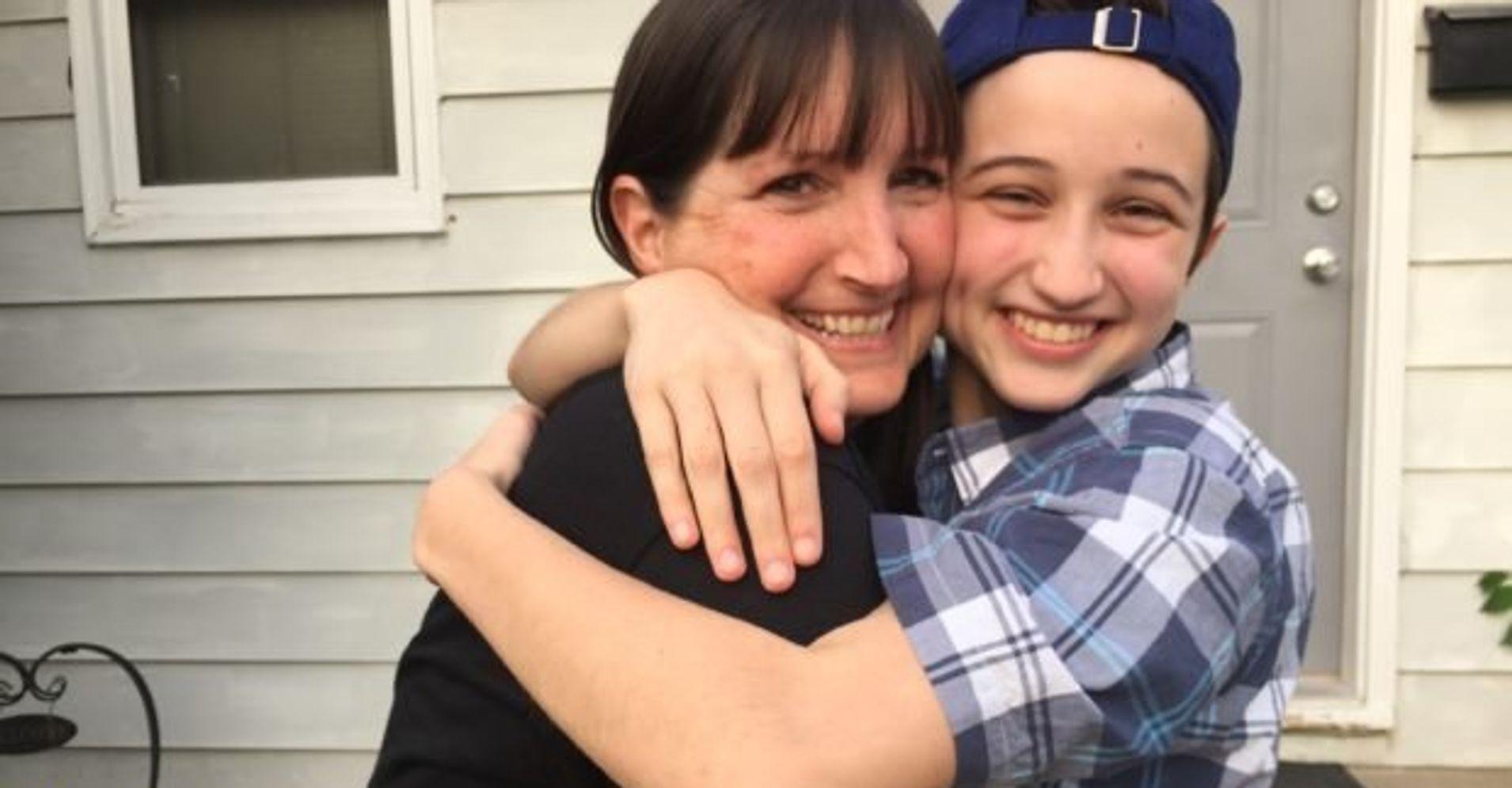 Transgender Teen Wins Landmark Ruling Over Right To Use Boys Bathroom