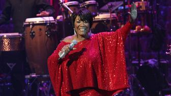 HOLLYWOOD, CA - NOVEMBER 30:  Singer Patti LaBelle performs onstage at AIDS Healthcare Foundations Keep the Promise Concert at the Dolby Theatre in Hollywood, CA on November 30, 2016. The concert, which took place on the eve of World AIDS Day, was headlined by Patti LaBelle and Common and honored legendary entertainer and humanitarian Harry Belafonte for his lifetime of charitable work. The concertand a march of thousands down Hollywood Boulevard just beforeraised awareness about HIV/AIDS in an effort to persuade key decision makers in the US and around the globe to keep the promise and commit more funds to HIV/AIDS pre-vention, care and treatment. KTP concerts also took place in Cambodia and Mexico City.  (Photo by Tommaso Boddi/Getty Images for AIDS Healthcare Foundation)