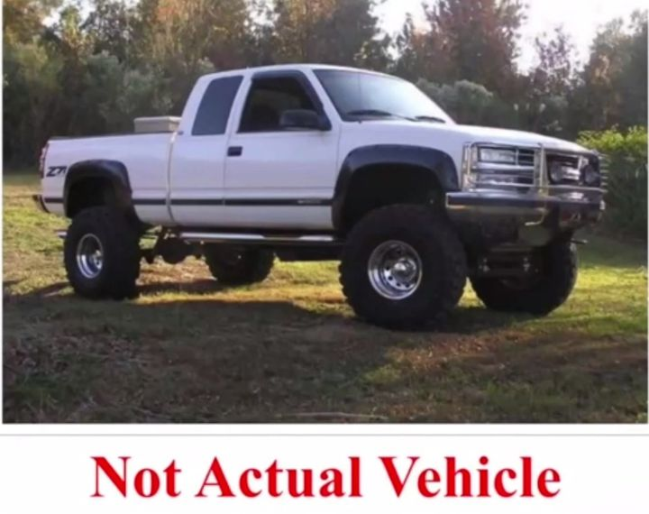 The Grays Harbor County Sheriff's Office said the suspect vehicle is similar to the one pictured in this photo.