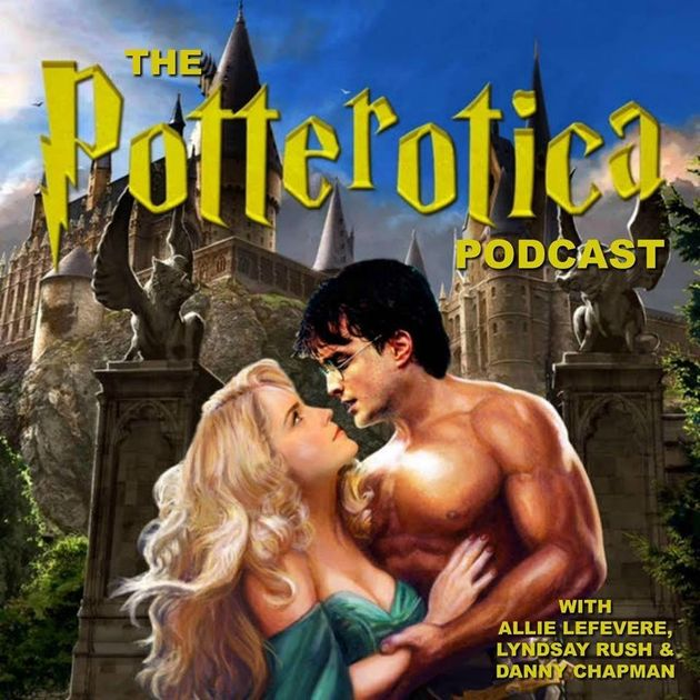 Diving Deep Into The Erotic World Of 'Harry Potter' Fan
