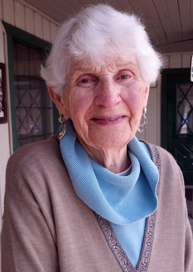 <strong>Inez Alcorn, 97</strong>