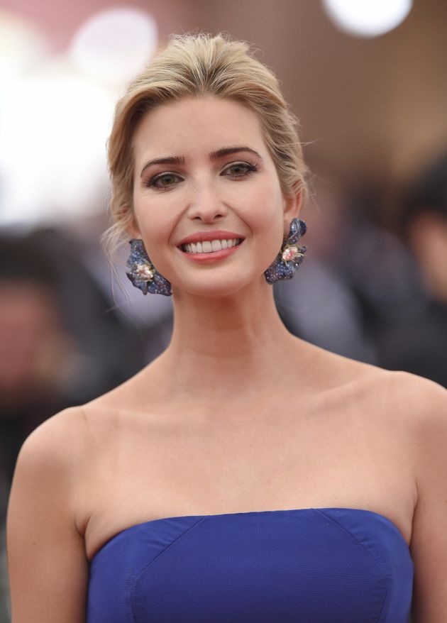Ivanka Trump's lifestyle brand imports most of its merchandise from China, where she and her father...
