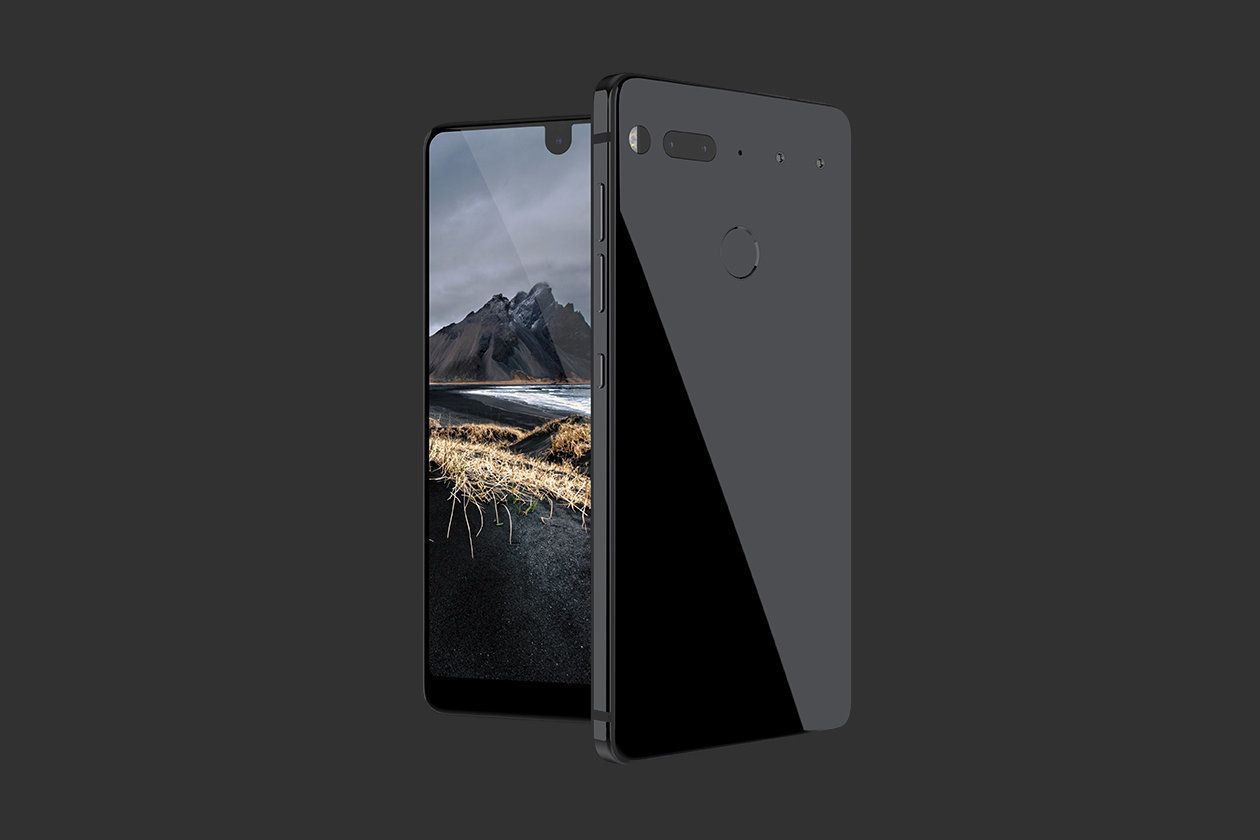 The Essential Phone Has Been Made By The Creator Of Android And It Looks